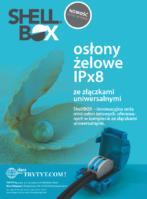 NOWOŚĆ – osłony żelowe ShellBOX IPx8